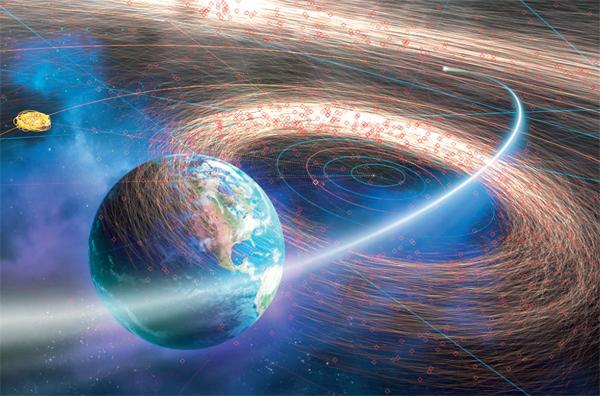 Traffico Sistema Solare
